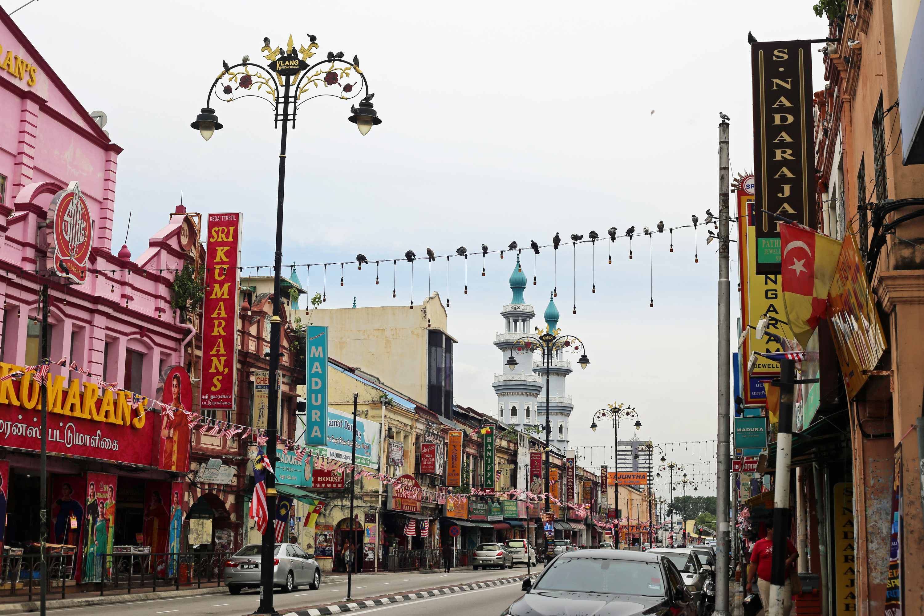 Little India in Klang