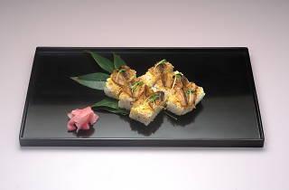 鳥取【いわみ郷土料理愛好会】郷土料理のじんたん寿司