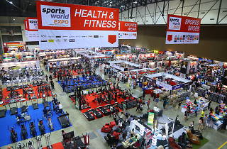 Sports World Expo 2016