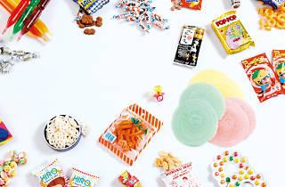 Old-school snacks