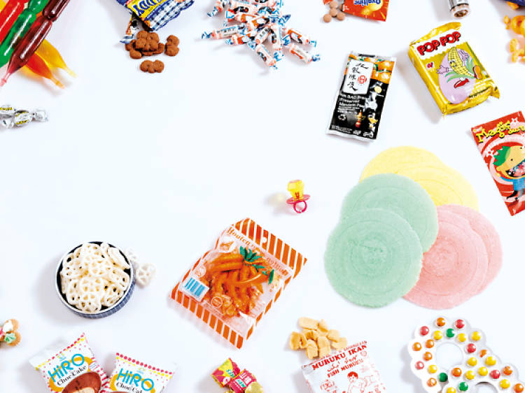 Old-school childhood snacks we love in Singapore