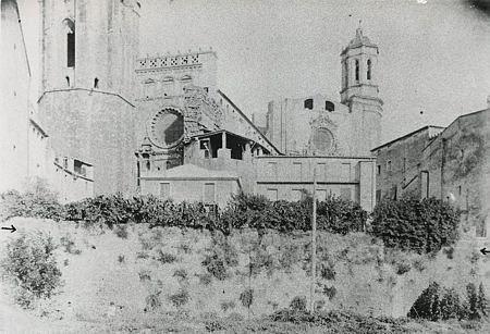 Baluard o batidera de Sant Narcís 1900-1920