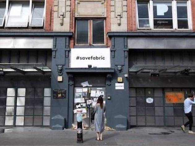 Fabric Reopening Weekend