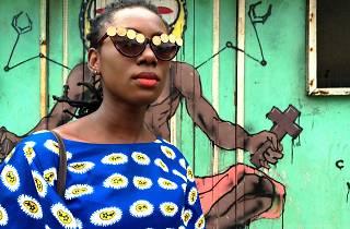 Accrartist: Poetra Asantewa