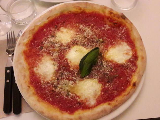 Pizza dei Cioppi best margheritas