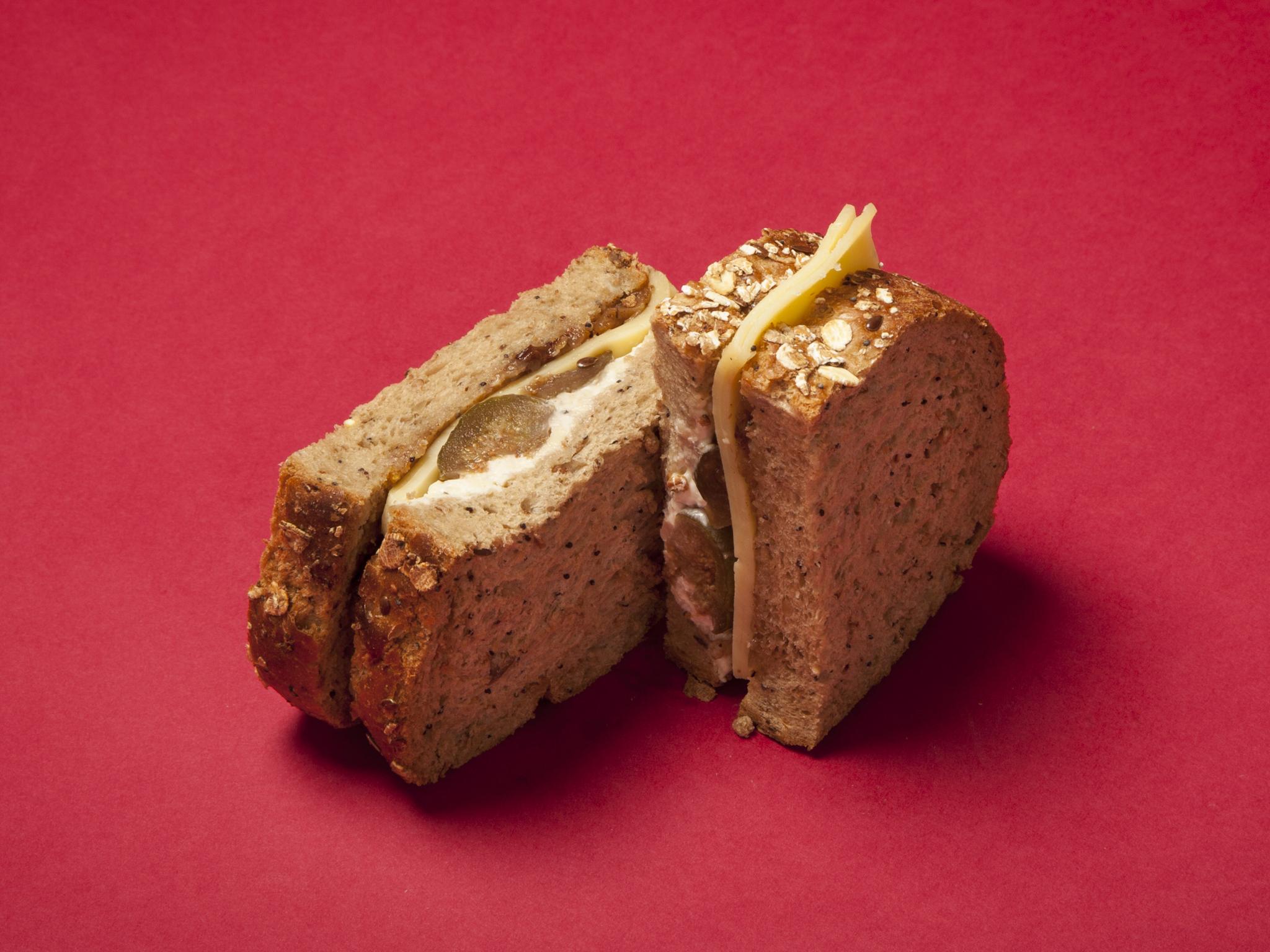 Eat: Christmas Cheeseboard Sandwich