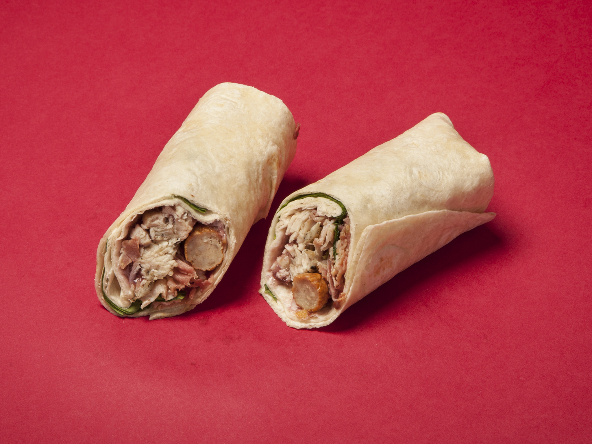 Sainsbury's: Christmas Lunch Wrap