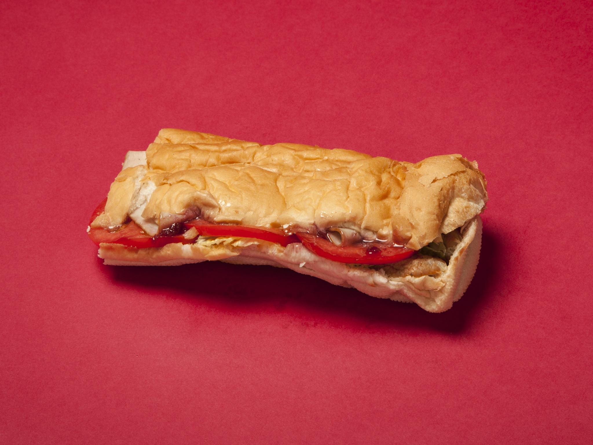 Subway: Festive Sub