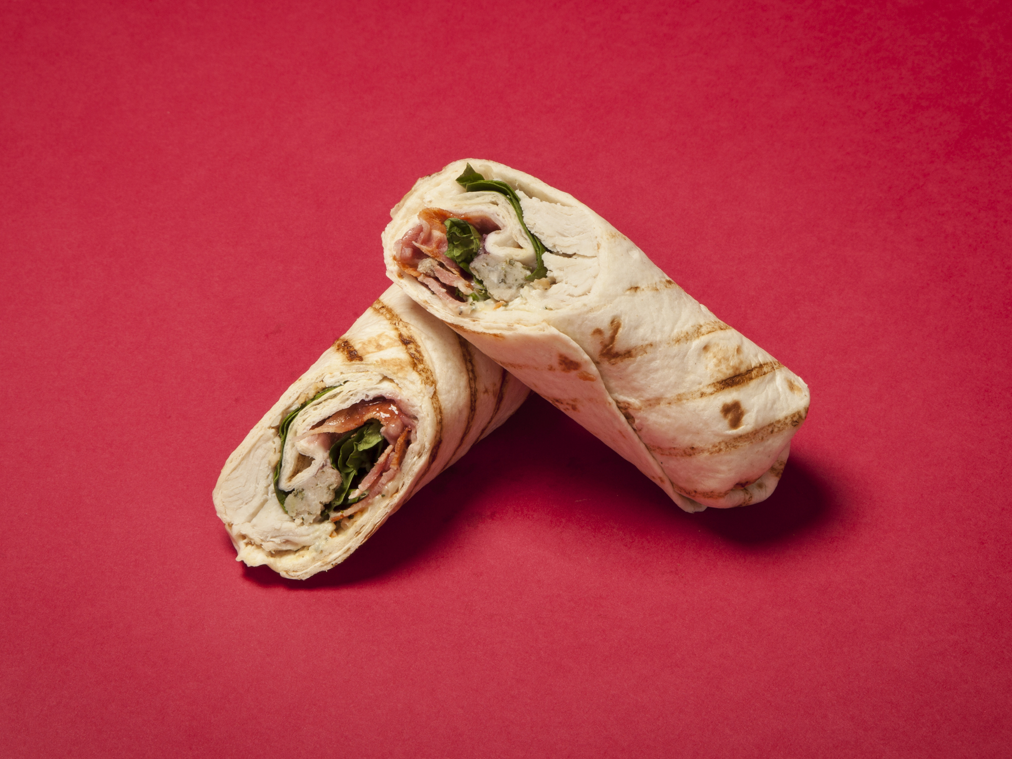 M&S: Turkey Wrap Sandwich