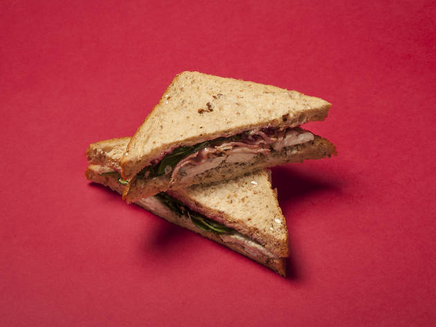 Sainsbury's: Turkey Feast Sandwich
