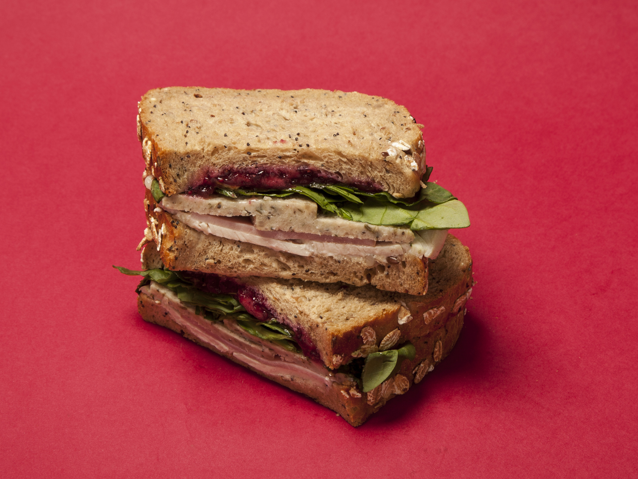 Eat: Festive Full Works Bloomer
