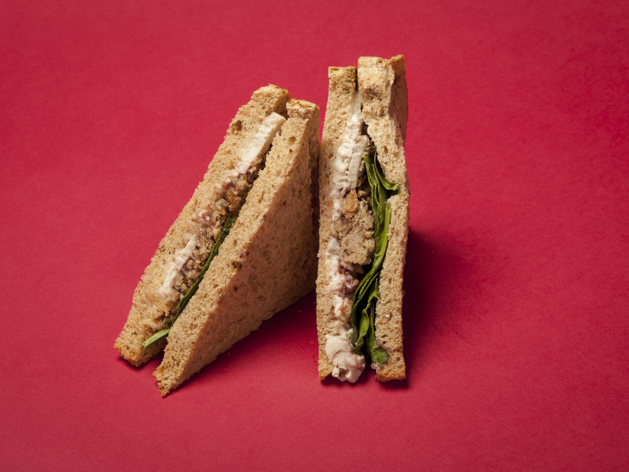 Pret: Christmas Lunch Sandwich