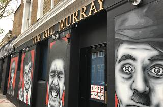 Comedy pub 'The Bill Murray'
