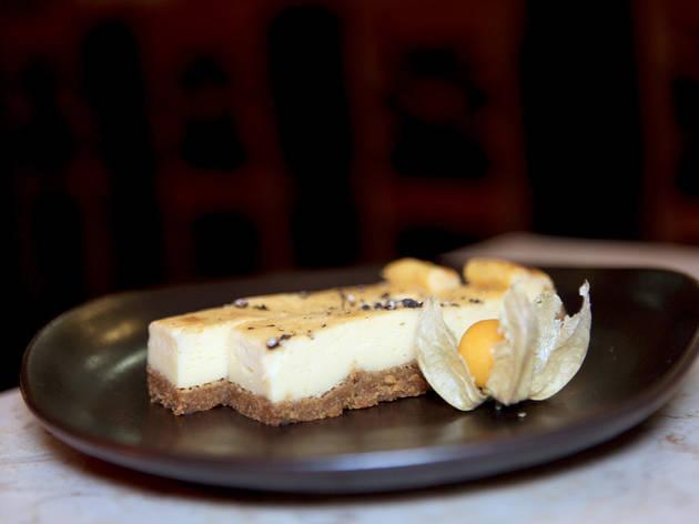 Cheesecake da Tasca Kome