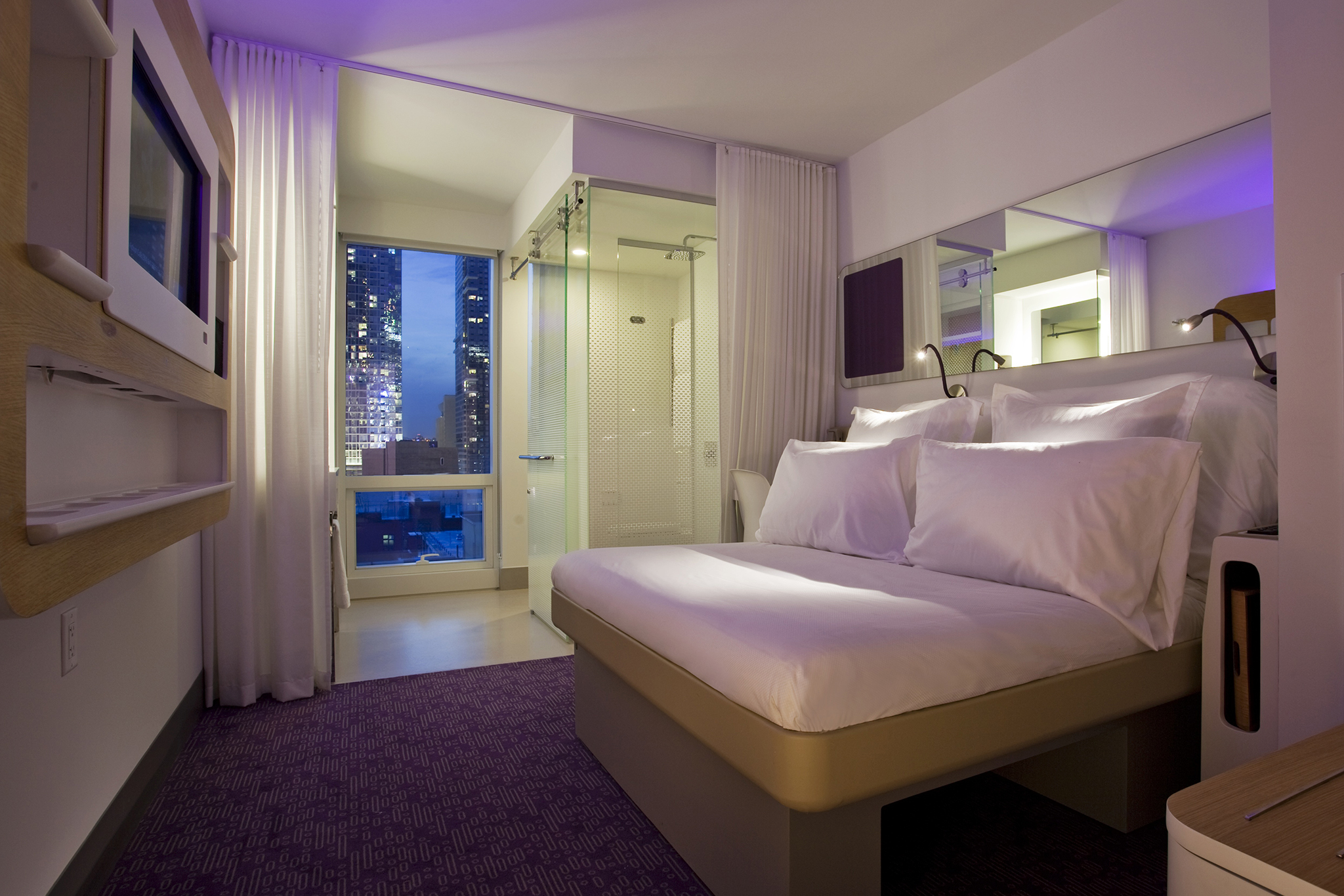 The coolest New York City hotels to stay in before you die
