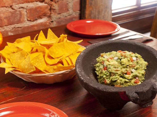 (Photograph: Courtesy Mad Dog & Bean Mexican Cantina)