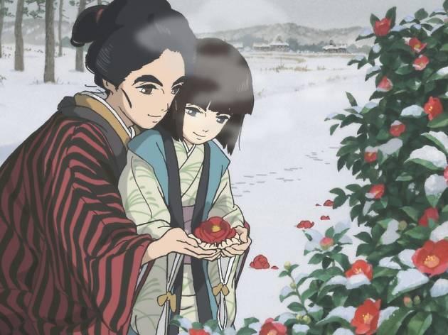 Miss Hokusai en Cineteca nacional