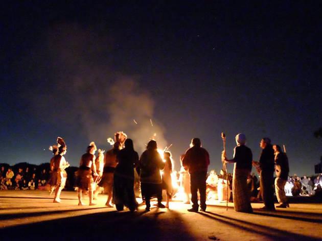 Indigenous People's Sunrise Gathering