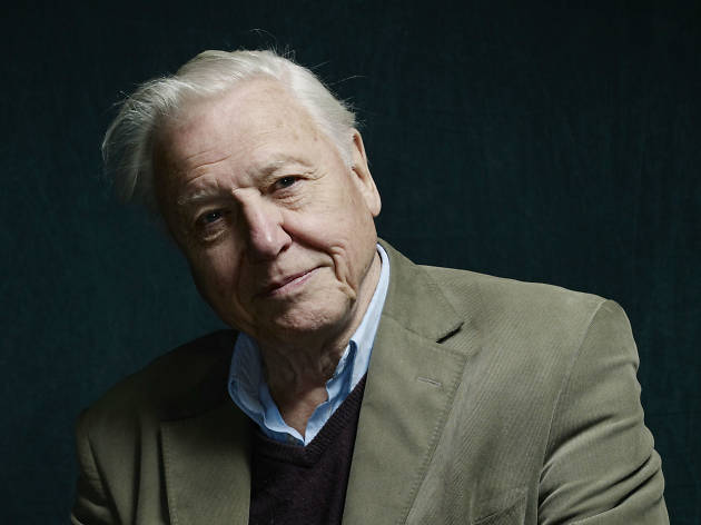 Sir David Attenborough: A Quest for Life