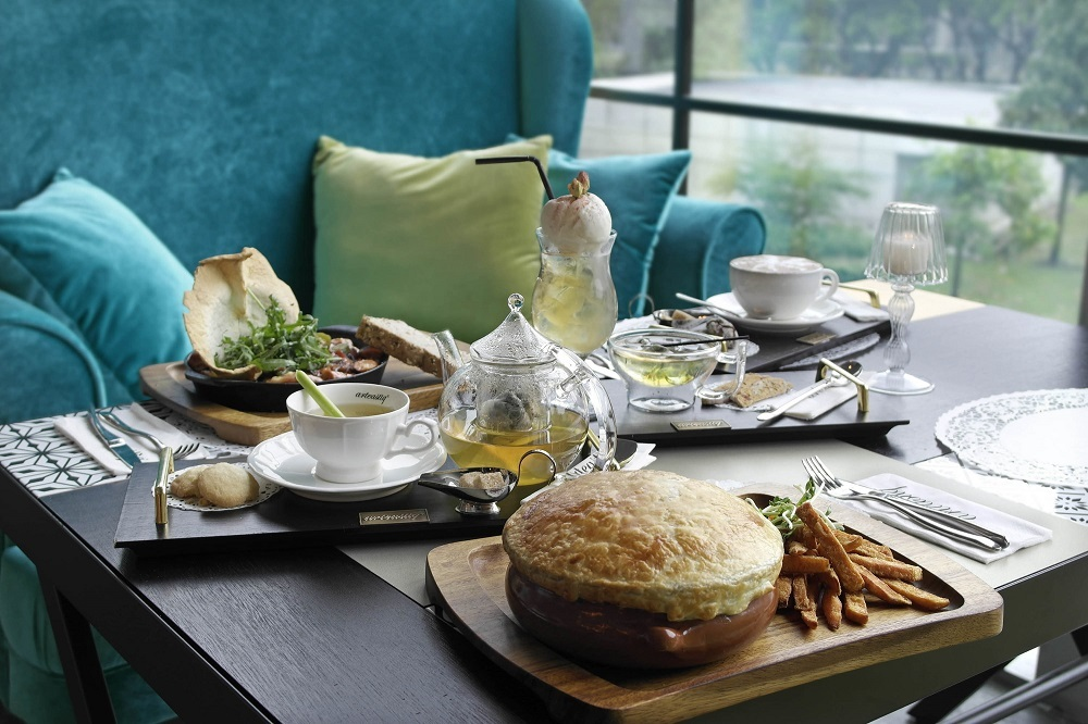 The best tea rooms in Singapore