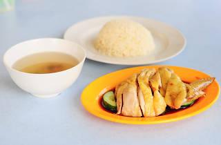 Nasi Ayam Chee Meng