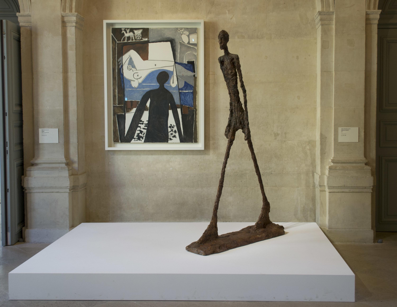 Picasso-Giacometti • Jusqu'au 5 février