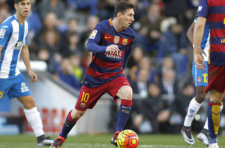 FC Barcelona vs. RCD Espanyol