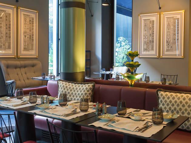 Restaurante sitio, hotel valverde