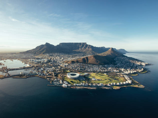 Win a trip to Cape Town