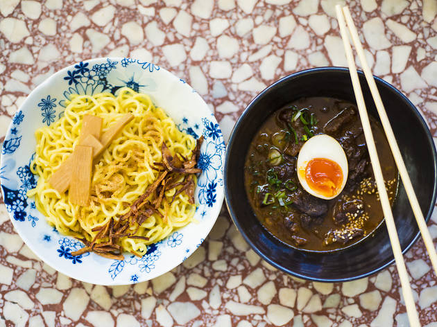100 best dishes in London, Nanban, lazy goat