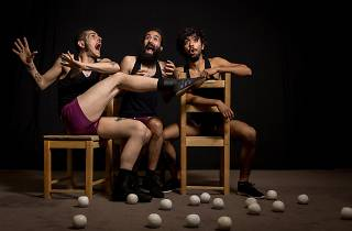 """Tel-Aviv Improv Workshop"""