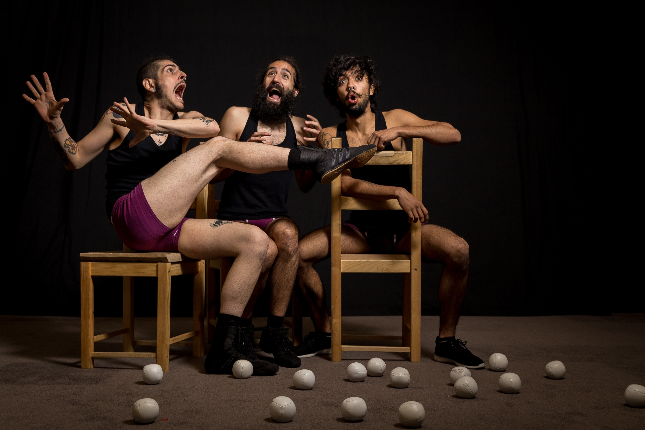 """Learn to make others laugh until they cry @ """"Tel-Aviv Improv Workshop"""""""