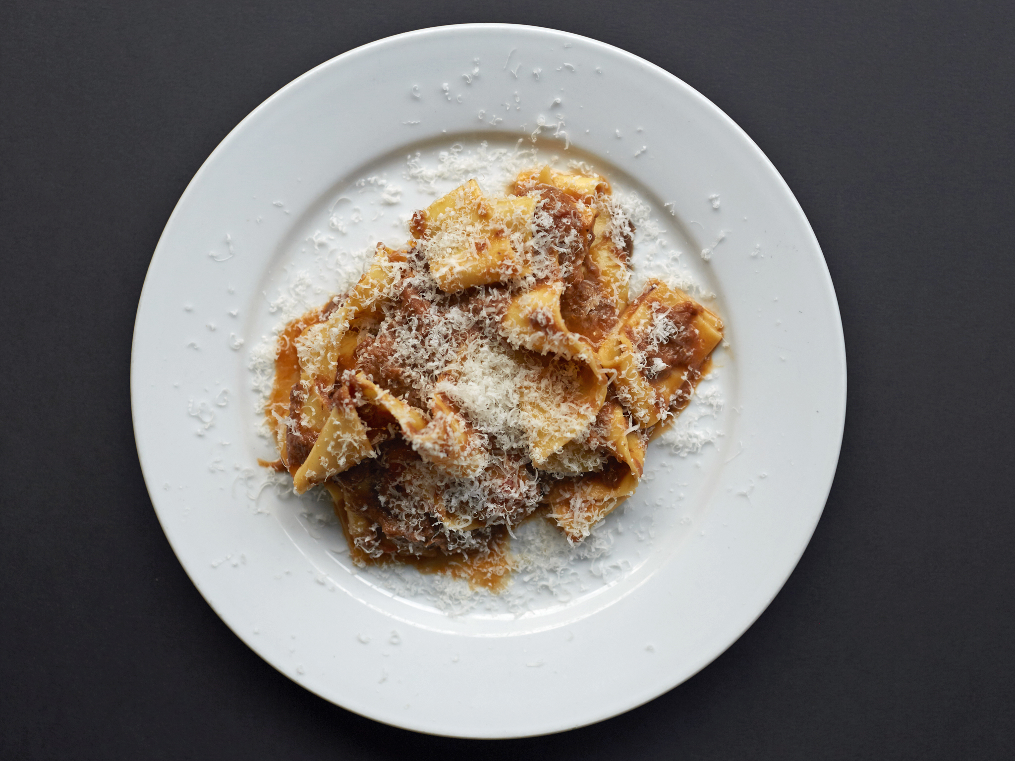 100 best dishes in london, trullo, padella, beef shin ragu
