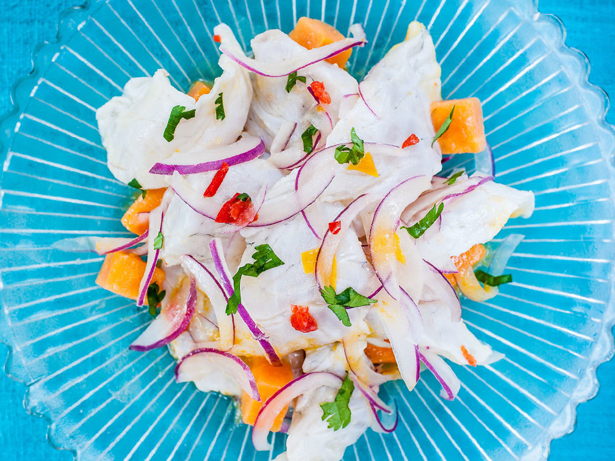 100 best dishes in london, ceviche, don ceviche