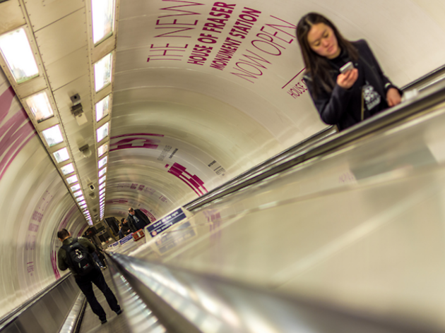 TfL is tracking tube passengers through their phones