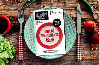 Guia de restaurants 2017