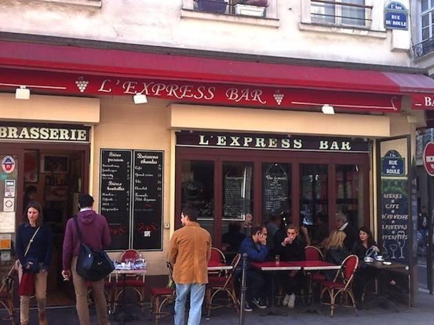 L'Express Bar (L'express Bar ©ZT)