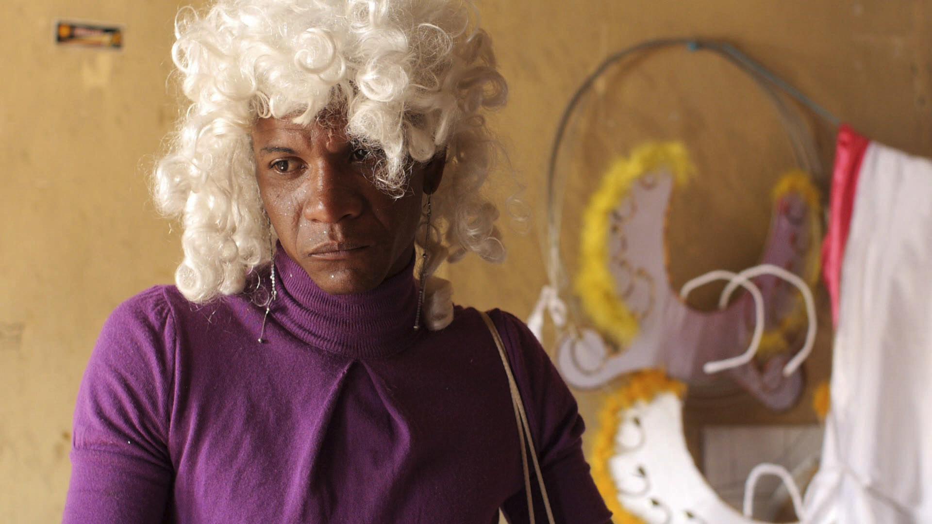 Tchinda, a rainha trans de Cabo Verde