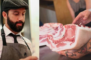 Hog Butchery Demo with Jered Standing