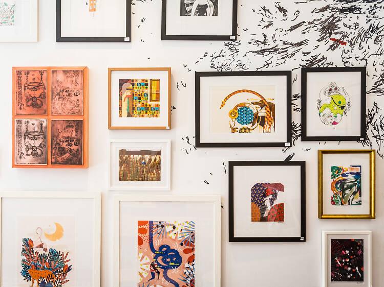 Galerias de arte em Lisboa: um roteiro alternativo