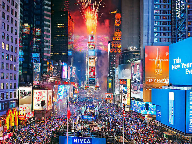 Times square new years eve 2019 rules for dating