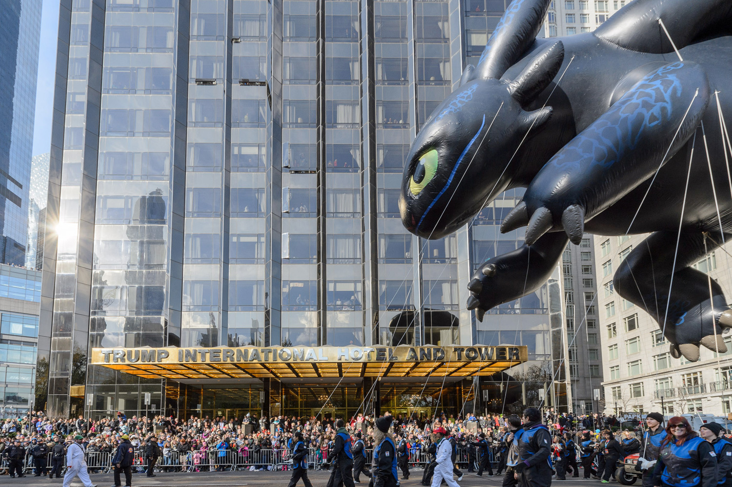 Extra security is coming to this year's Macy's Thanksgiving Day Parade