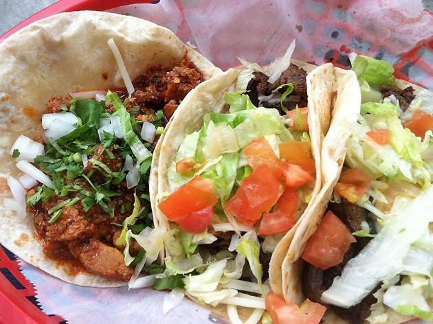 Tacos A Go Go