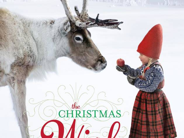 The Christmas Wish by Lori Evert, illustrated by Per Breiehagen (2013)