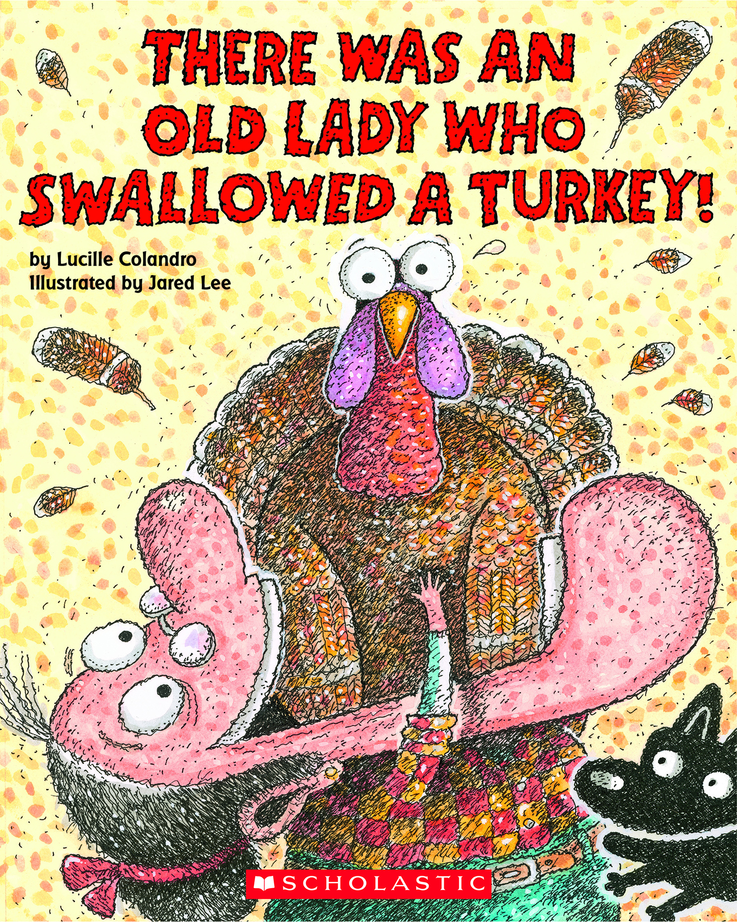 There Was an Old Lady Who Swallowed a Turkey (2016)