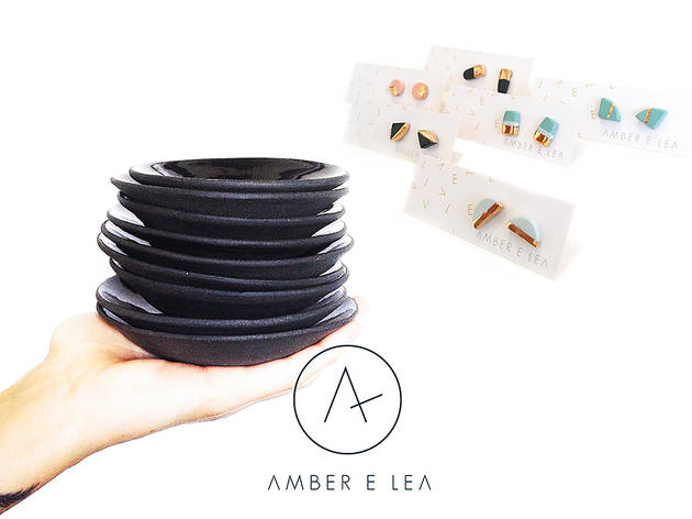 Amber E Lea