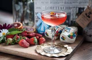 Loretta's cocktails