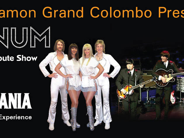 Cinnamon Grand (NYE), Beatlemania, Platinum