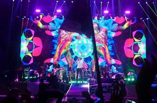 Coldplay tickets go on sale at noon tomorrow.