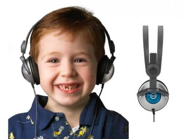 Auriculares niños